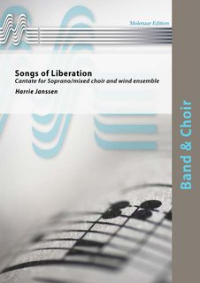 Songs of Liberation - Partitur
