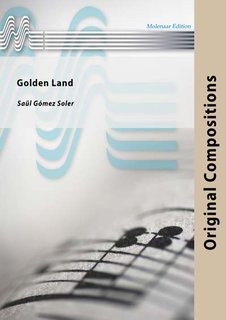 Golden Land - Set (Partitur + Stimmen)