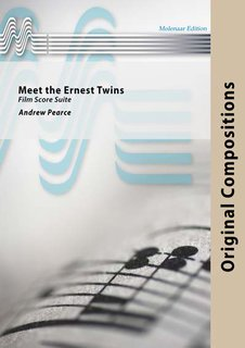 Meet the Ernest Twins - Set (Partitur + Stimmen)