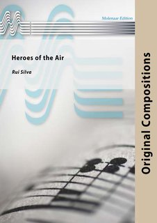 Heroes of the Air - Set (Partitur + Stimmen)