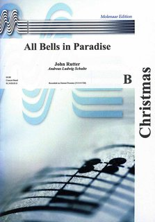 All Bells in Paradise - Set (Partitur + Stimmen)