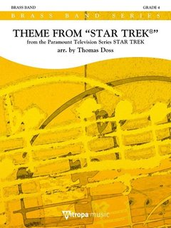 Theme from Star Trek - Set (Partitur + Stimmen)