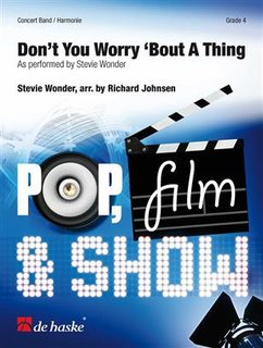 Dont You Worry Bout a Thing - Set (Partitur + Stimmen)