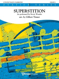 Superstition - Partitur
