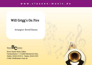 Will Griggs On Fire