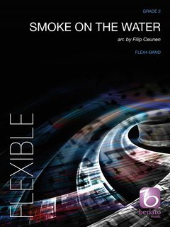 Smoke on the Water - Set (Partitur + Stimmen)