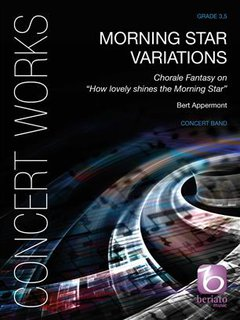 Morning Star Variations - Set (Partitur + Stimmen)