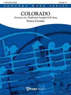 Colorado - Set (Partitur + Stimmen)