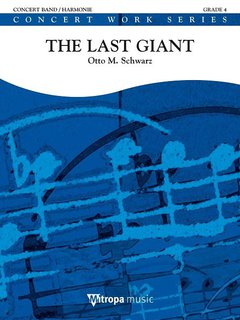 The Last Giant - Partitur