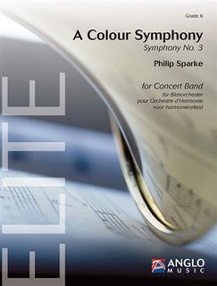 A Colour Symphony - Partitur