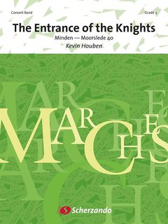 The Entrance of the Knights - Partitur