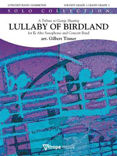 Lullaby of Birdland - Set (Partitur + Stimmen)