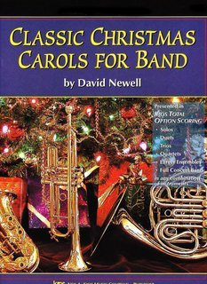 Classic Christmas Carols For Band - Eb-Alt-Saxofon