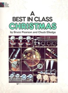 A Best in Class Christmas - Eb-Alt-Klarinette