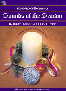Sounds of the Season - Eb-Alt-Saxofon/Bariton-Saxofon