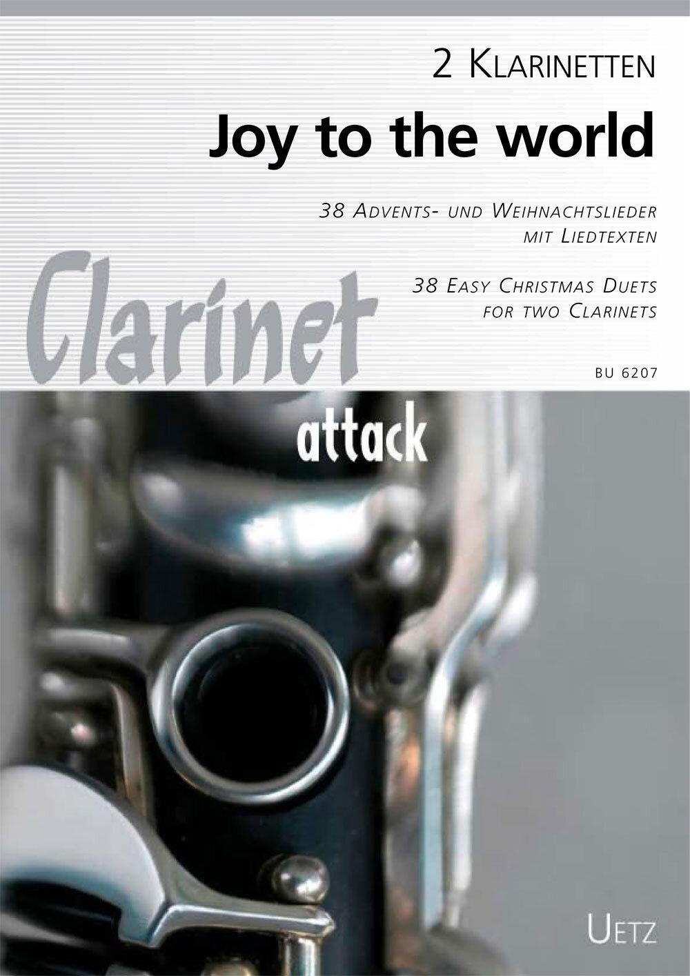 Joy to the world - 38 Advents- und Weihnachtslieder für zwei ...