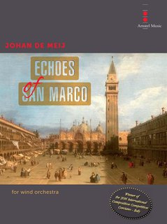Echoes of San Marco - Set (Partitur + Stimmen)
