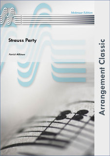 Strauss Party - Set (Partitur + Stimmen)