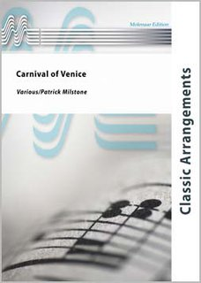 Carnival of Venice - Partitur