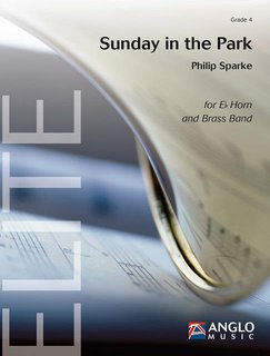 Sunday in the Park - Partitur