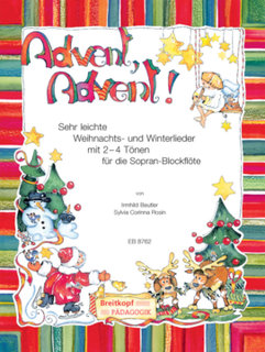 Advent, Advent! (Blockflöte)
