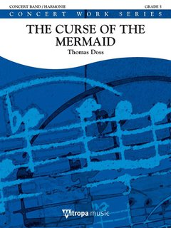 The Curse of the Mermaid - Set (Partitur + Stimmen)