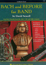 Bach and Before for Band (Band 1)