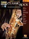 Classic Rock - Saxophone Play-Along Volume 3