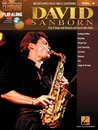 David Sanborn - Saxophone Play-Along Volume 8