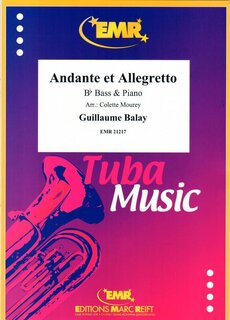 Andante et Allegretto Druckversion