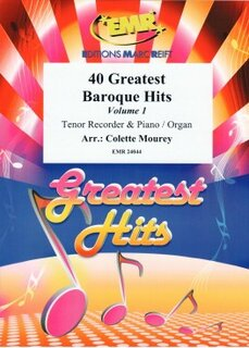 40 Greatest Baroque Hits Volume 1 Druckversion