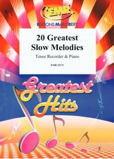 20 Greatest Slow Melodies Druckversion