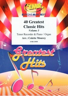 40 Greatest Classic Hits Vol. 3 Druckversion