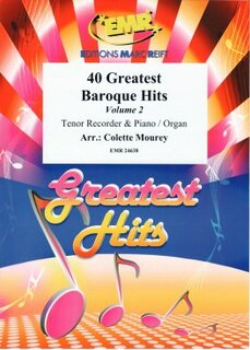 40 Greatest Baroque Hits Volume 2 Druckversion