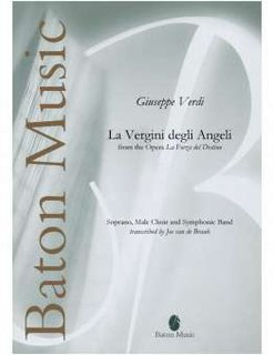 La Vergine degli Angeli from the Opera La Forza del Destino