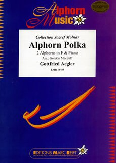 Alphorn Polka (2 Alphorns in F)