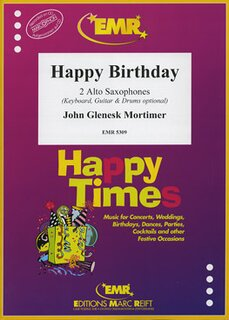 Happy Birthday (2 Alto Saxophones)