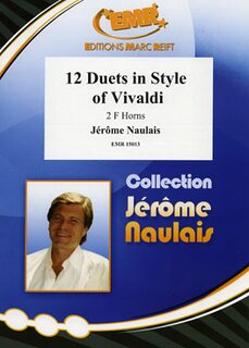 12 Duets in Style of Vivaldi