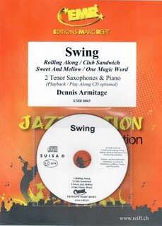 Swing + CD (2 Tenor Saxophones)