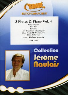 3 Flutes & Piano Volume 4