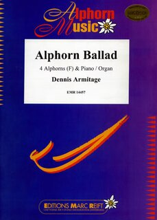 Alphorn Ballad (4 Alphorns in F)