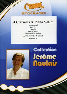 4 Clarinets & Piano Volume 9