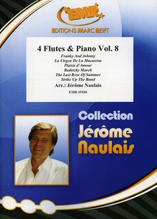 4 Flutes & Piano Volume 8