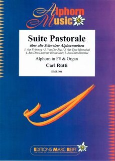 Suite Pastorale (Alphorn in Gb)