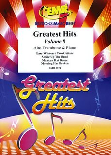 Greatest Hits Volume 8  (Posaune)