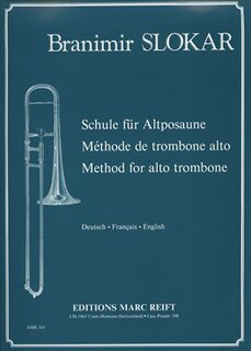 Methode for Alto Trombone (Posaune)