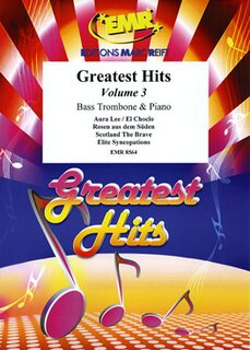Greatest Hits Volume 3  (Posaune)