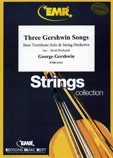 Three Gershwin Songs (Posaune)