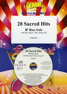 20 Sacred Hits + CD (Tuba)