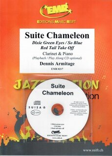 Suite Chameleon + CD (Klarinette)